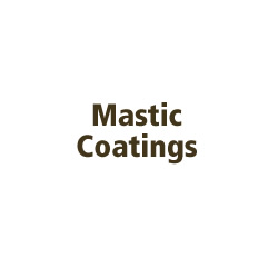 MASTIC COATING